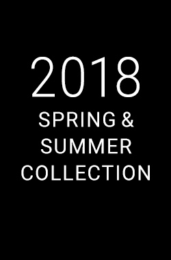2018 SPRING & SUMMER collection