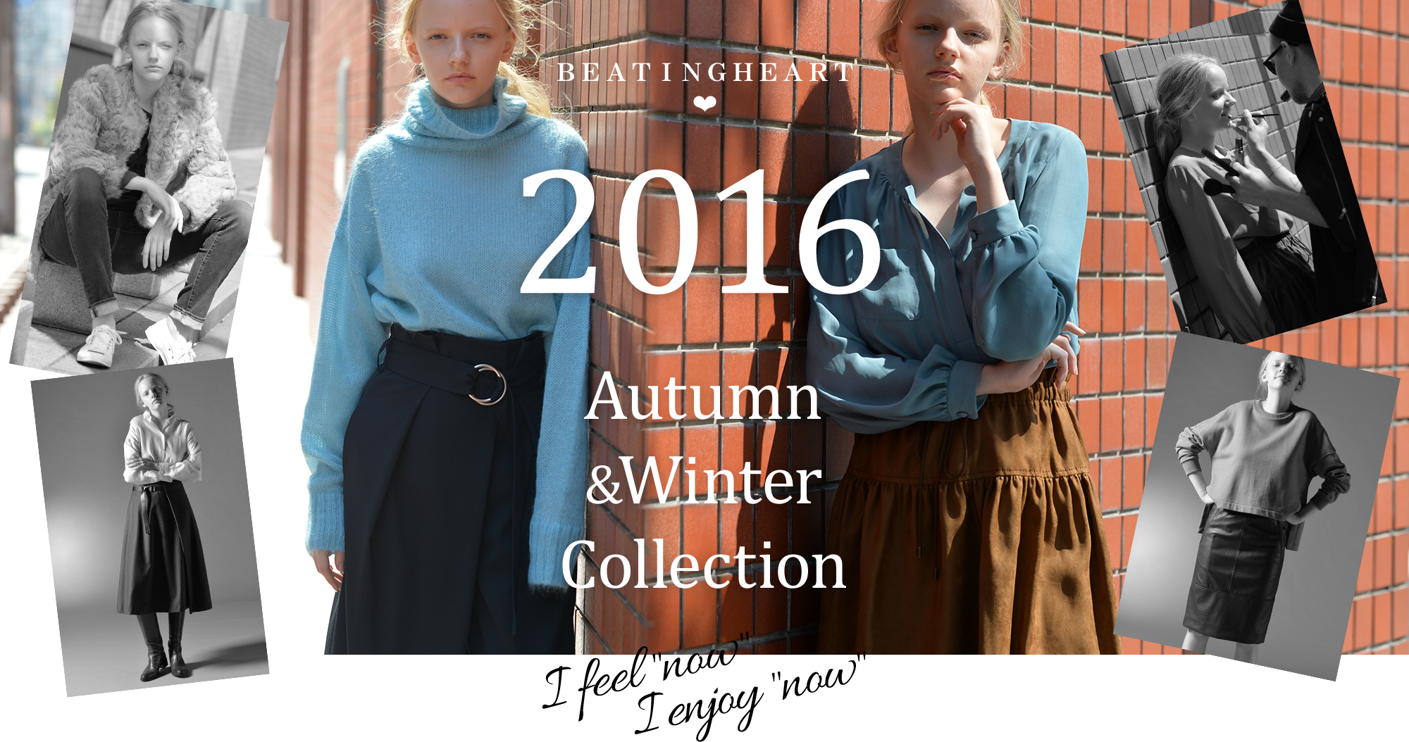 BEATING HEART 2016 Autumn&Winter Collection