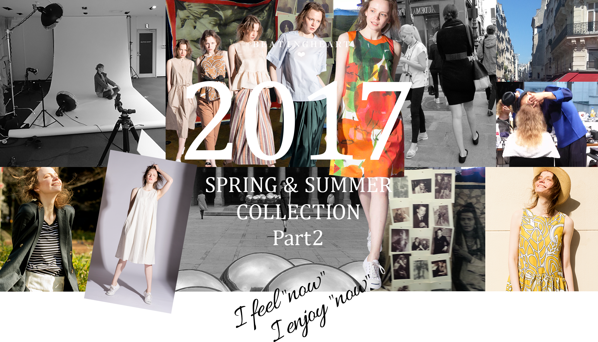 BEATING HEART 2017 SPRING&SUMMER Collection Part2